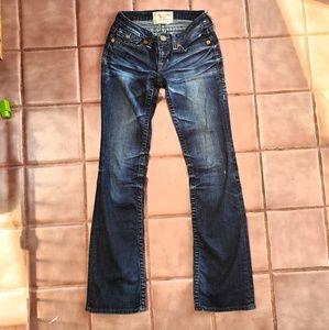 """Big Star """"Liv Jeans"""" 26L bootcut"""